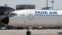 Tajik national air carrier's staff members reportedly sent on leave without pay
