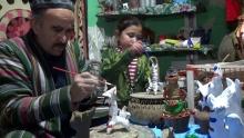 Чем таджики раньше отпугивали нечистую силу?