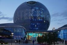 МФЦ «Астана»: Рынок - 1 миллиард человек, полвека без налогов и принципы английского права