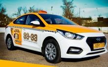 «Рахш-такси» меняет облик: компания первой начала «перекрашивать» свои авто