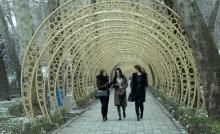 Как в Душанбе защищают женщин от навязчивых мужчин?