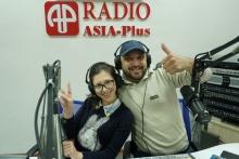 В эфире радио Asia-Plus: Знакомьтесь с нашей большой семьей!