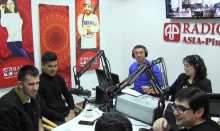 «Любовь дарит жизнь»: Даниэль Рустамов впервые споет на концерте в Душанбе
