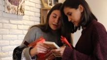 Как в Душанбе отмечали день любви к книгам?