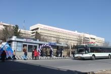 Tcell открыл в Худжанде новые центры обслуживания прямо на остановках