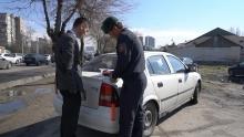 Машины изымать, водителей штрафовать: операция «Тротуар» в Душанбе