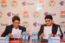 Tcell и ФФТ заключили партнерское соглашение для развития таджикского футбола