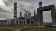 В Душанбе скончался один из упавших при строительстве мечети рабочих