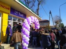 Tcell расширяет сеть центров обслуживания в Хатлонской области