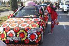 Что таджикские женщины желают себе на 8 марта?