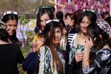 8 образов современной таджикской женщины