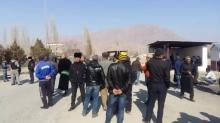 Погранвойска ГКНБ РТ: Кыргызская сторона против договорённостей начала строительство дороги