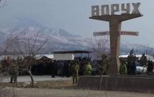 Переговоры вице-премьеров Таджикистана и Кыргызстана проходят в Ворухе