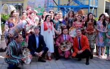 «Ориёнбанк» отметил Международный праздник Навруз