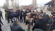 Ворух разблокирован. Дорога, соединяющая таджикский эксклав с Исфарой, открыта для движения