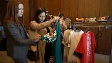 Джинсовки и handmade украшения: что будет в тренде в Таджикистане этой весной?