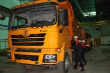«Талко» и узбекский Krantas начали производить грузовые автомашины