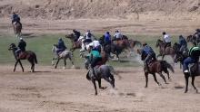 Как 500 наездников боролись за главный приз хокима Самаркандской области?