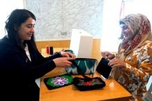 Как в Душанбе уязвимых женщин учат зарабатывать деньги