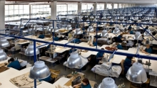 Tajik authorities fail to sell Dushanbe-based clothing factory for already third year