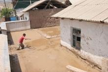 КЧС Таджикистана предупреждает об угрозе стихийных бедствий
