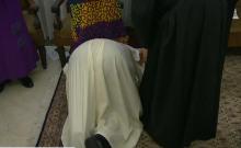 Папа Римский поцеловал ноги лидерам Южного Судана