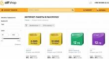 В Таджикистане предлагают купить в кредит интернет-пакеты мобильных провайдеров