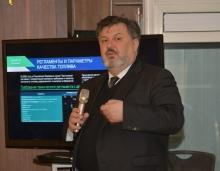 Леонид Багдасаров: «Евро-5 – это сокращение выбросов в атмосферу и снижение расхода топлива»
