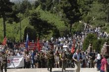 Как «Бессмертный полк» шагал по Душанбе