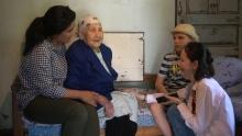 Как в районе Рудаки ветераны отмечали 9 мая