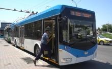 Новые троллейбусы в Душанбе: чем они лучше?