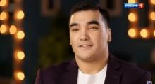 Фахриддин Хакимов из Таджикистана стал победителем вокального телешоу «Ну-ка, все вместе!»