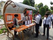 «Хумо» продемонстрировала свой потенциал на ярмарке-выставке рабочих мест