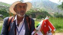 Как 70-летний пенсионер из Хатлона обошел полмира пешком