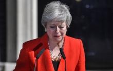 Тереза Мэй объявила об отставке и заплакала