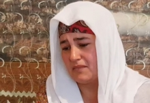 Вдова убитого сотрудника колонии Вахдата просит о помощи