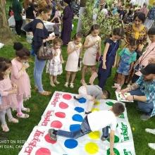 В Ботаническом саду Душанбе проходит праздник «Здравствуй, лето🌞!»