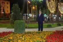 Парк Великого Кира в Душанбе: каким стал бывший сквер у Оперки