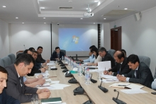 В Душанбе обсудили структуру проекта по выпуску государственных ценных бумаг Таджикистана