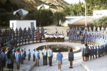 Back in the Soviet Dushanbe. Таджикские пионерские лагеря – какими они были?
