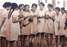 От заката до рассвета. Как в советском Душанбе выпускники прощались со школой