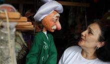 Как Герань Одинаева из «Лухтака» умеет смотреть в душу кукол