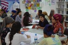 «Бизнес неделя для женщин» проходит в Кулябе при поддержке Tcell