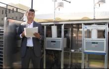 За качеством воздуха в Душанбе теперь можно следить онлайн