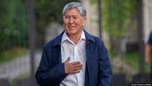 Кыргызстан: что происходит с бывшим президентом Атамбаевым?