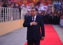 Как попасть на приём к президенту Таджикистана?