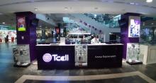 Для большего удобства абонентов Tcell открыл новые центры обслуживания в столице
