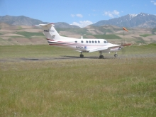 Flights to Khorog resumed at request of GBAO governor