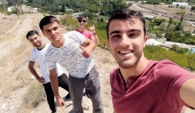 Просто понравилось название страны: Как бразилец выучил таджикский
