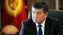 Сооронбай Жээнбеков не планирует отменять рабочий визит в Таджикистан